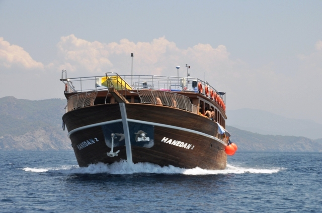 Hanedan 2 Tekne Görüntülerimiz