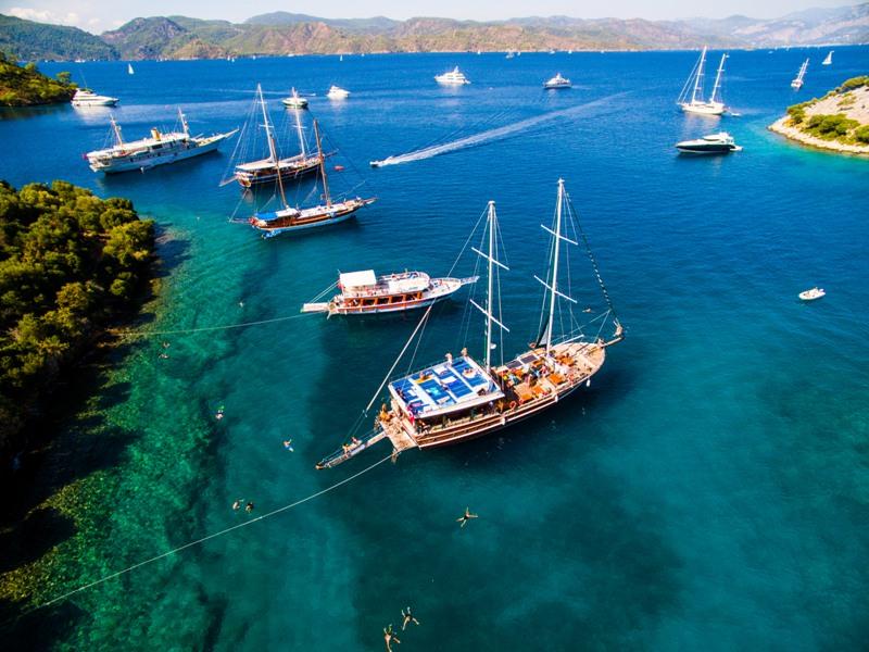 Hanedan Sailing Tekne Görüntülerimiz